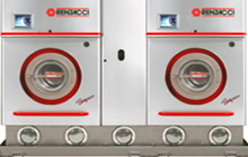 Linea Dry cleaning machines